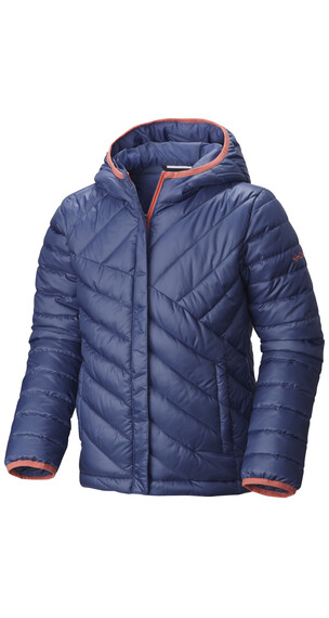 Columbia Powder Lite Puffer Girls Bluebell